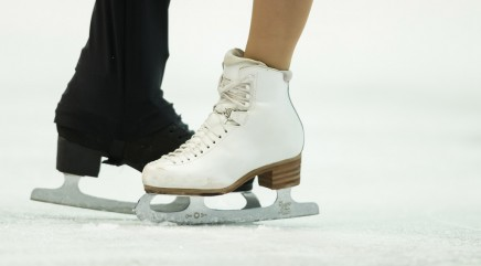 Not your average figure skaters …