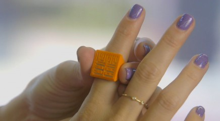 This 'smart' ring has a special power