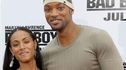 Smith's wife addresses breakup rumors