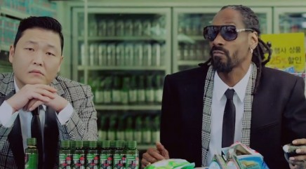 Snoop Dog and Psy team up with 'Hangover'
