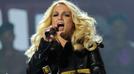 Hear Spears sing ... Without auto-tune