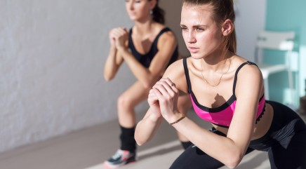 60-second squat test may predict your longevity