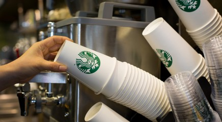 New record for most expensive Starbucks drink