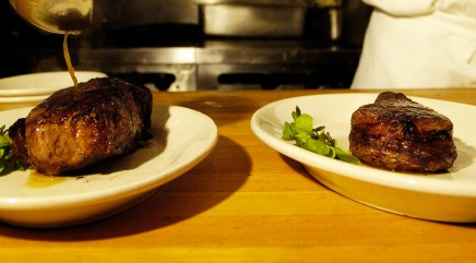 Steakhouse chef reveals secret to perfect steak