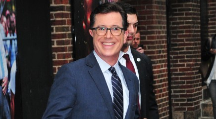 Stephen Colbert rocks full 'Hobbit' costume