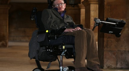 10 insights into Stephen Hawking's mind