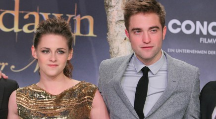 Kristen Stewart opens up about her relationship with Robert Pattinson