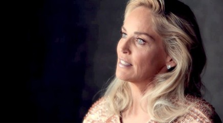 How Stone landed her role in 'Basic Instinct'