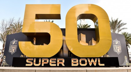 Why is it 'Super Bowl 50' and not 'Super Bowl L'?
