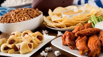 15 indulgent Super Bowl snacks that'll make guests cheer