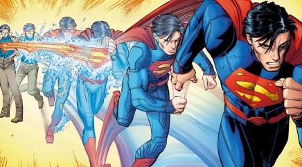 Artist's secrets to drawing Superman