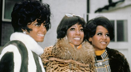How the Supremes rose to fame