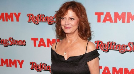 What Sarandon thinks of Melissa McCarthy