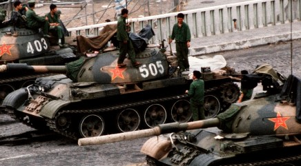 25 years after the Tiananmen protests