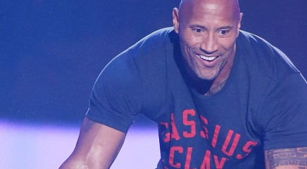 Find out what made 'The Rock' photo go viral