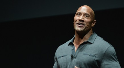 90s photo of 'The Rock' you have to see