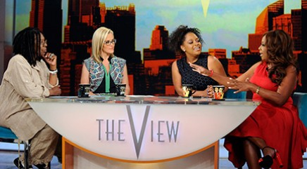 Is 'The View' casting for conflict?