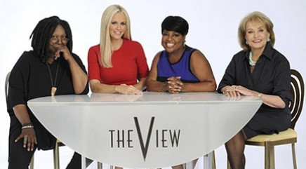 Exclusive: New front-runner for 'The View'