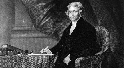 The story of Thomas Jefferson