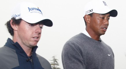 Without Tiger, does No. 1 matter?