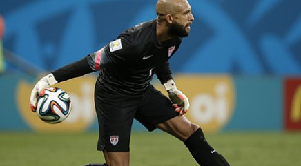 What Team USA's Tim Howard could save next