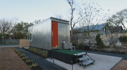 Peek inside this very high-tech tiny house