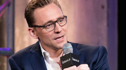 Tom Hiddleston opens up about reuniting with his favorite producer