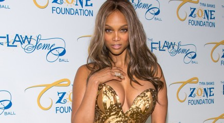 Is Tyra too old for Victoria Secret?