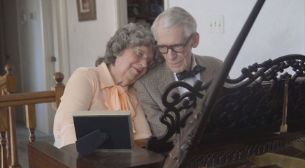 Grandparents' special 60th anniversary duet will melt your heart