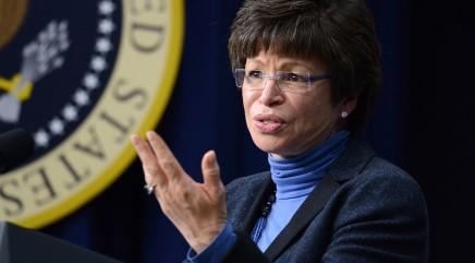 Valerie Jarrett on the women who have shaped Obama's life