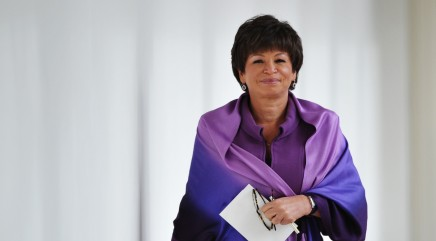 Valerie Jarrett on closing the wage gap