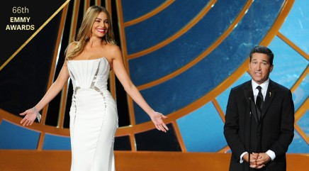 Sofia Vergara slams critics of her 'sexist' Emmy Skit