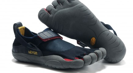 'FiveFinger' toe shoes are in very hot water