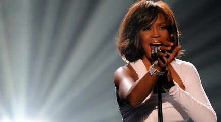 Movie about Whitney Houston under fire