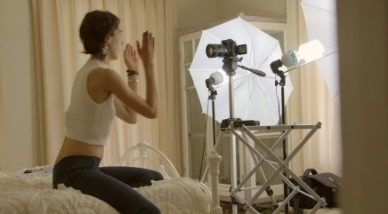 YouTube star opens up about off-camera life