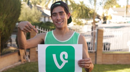 Vine sensation performs video magic