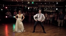Epic Father-Daughter Wedding Dance Goes Viral