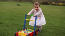 Check out Princess Charlotte's sweetest photos