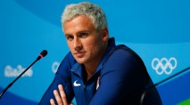 Ryan Lochte feels like his life is crumbling