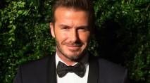 David Beckham gets an unusual new tattoo