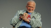 Buzz Aldrin reveals his dream last meal in unusual interview