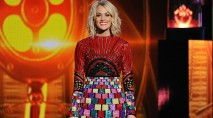 Carrie Underwood reveals the secret to her toned body