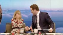 Chris Pratt makes major goof on live TV