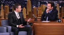 Matt Damon took his daughter to meet a huge star for her first concert