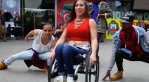 This inspiring dancer refuses to let her wheelchair slow her down