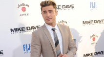 Zac Efron details his incredible close encounter with a tiger shark