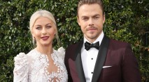 Derek Hough defends his sister in wake of 'DWTS' body shaming claims