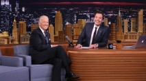 Vice President Joe Biden recreates viral photo with Jimmy Fallon