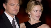 Kate Winslet gets emotional over Leonardo DiCaprio