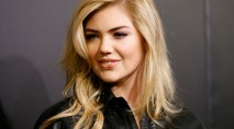 Model Kate Upton throws shade at the Kardashians